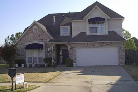 209 N Magnolia Ct, Broken Arrow, OK