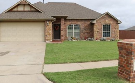 3316 E Gillette St, Broken Arrow OK 74014