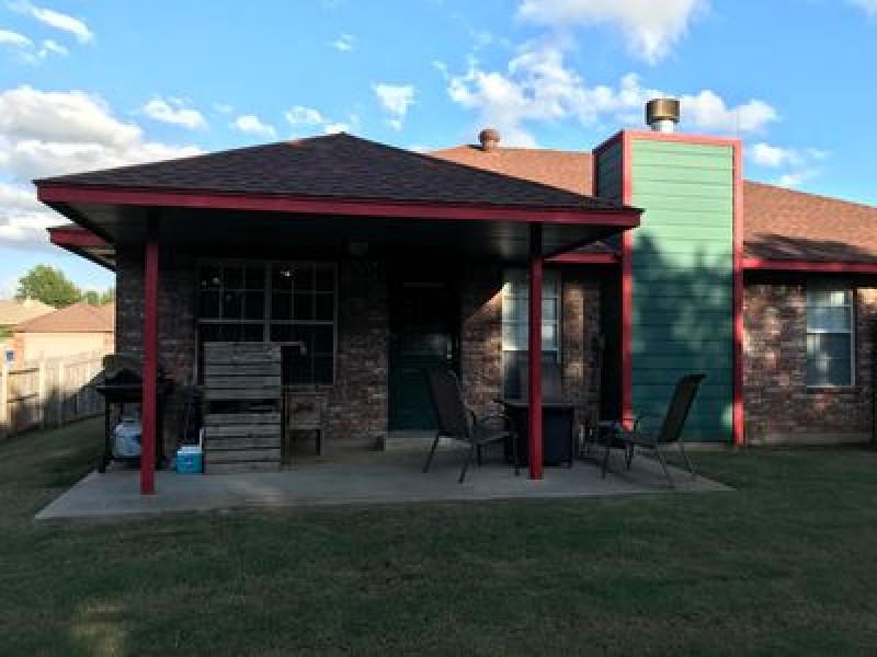 1721 Cherokee Trl, Choctaw, OK 73020