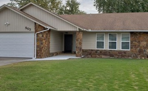503 W Roanoke St, Broken Arrow OK 74011