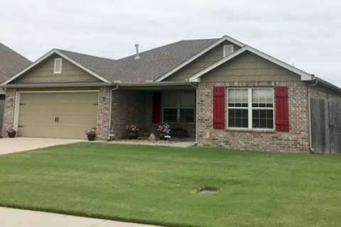 12755 N 124th East Pl, Collinsville, OK