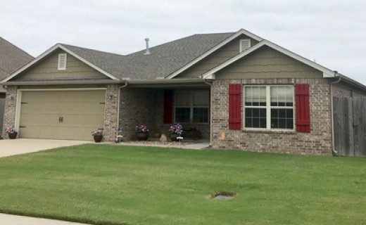 12755 N 124th East Pl, Collinsville OK 74021