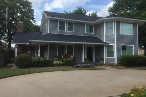 9121 Oak Hollow Dr, Midwest City, OK