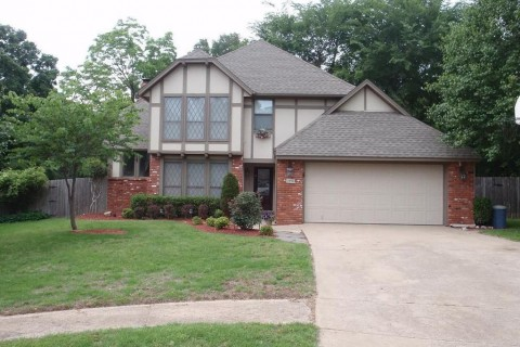 1204 West Decatur Pl, Broken Arrow, OK