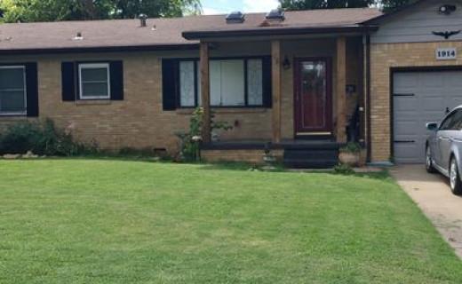1914 S Lakewood Ave, Tulsa OK 74112
